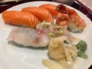 Izumi, Japanese restaurant, lovespots, Aix-en-Provence, a dish