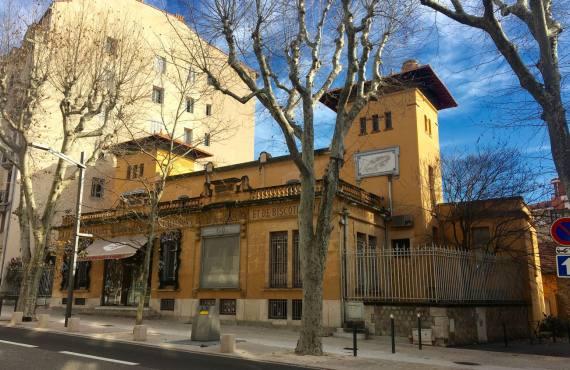 Leonard Parli, fabrique artisanale de calissons à Aix en Provence (boutique historique)