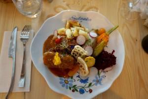Sielanka, restaurant et traiteur polonais à Aix-en-Provence (plat)