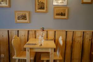 Sielanka, Polish restaurant in Aix-en-Provence (tables)