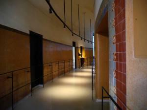 3bisF, contemporary art centre in Aix-en-Provence (walkways)