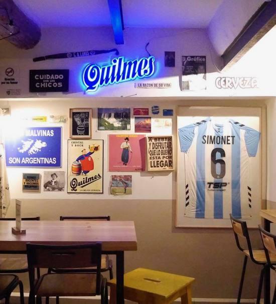 Empañadas Club, restaurant de cuisine argentine à Aix-en-Provence (Deco)