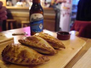 Empañadas Club, Argentinian cooking in Aix-en-Provence (food)