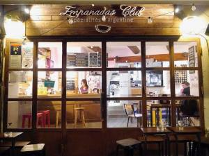 Empañadas Club, Argentinian cooking in Aix-en-Provence (windows)