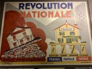 Camp des Milles, mémorial de l'internement et de la déportation à Aix-en-Provence (propagande)