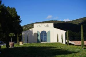 Domaine de Fontenille: Hotel, restaurant et vignoble à Lauris dans le Lubéron (chais)