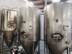 La Petite Aixoise, artisanal beer and brew pub, Aix-en-Provence (brewing)