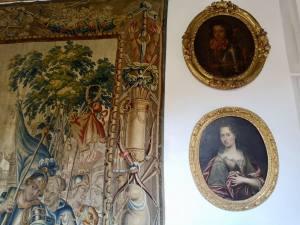 Rocher Mistral, le nouveau projet du Château de la Barben (tapisseries)