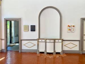 Habiter la terre, exposition de Rubén Martín De Lucas à L'Hôtel de Gallifet (salle d'expo)