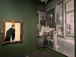 Lumières espagnoles, exposition peintures Sorolla à l'Hôtel de Caumont à Aix-en-Provence