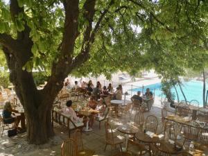 Gaodina, hotel and restaurant in Aix en Provence (garden)
