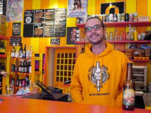 Le Bière Paul Jack, bar and artisanal beers in Aix-en-Provence (staff)