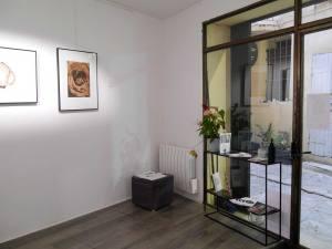 Galerie Parallax, expo photo à Aix-en-Provence (vue sur l'extérieur)