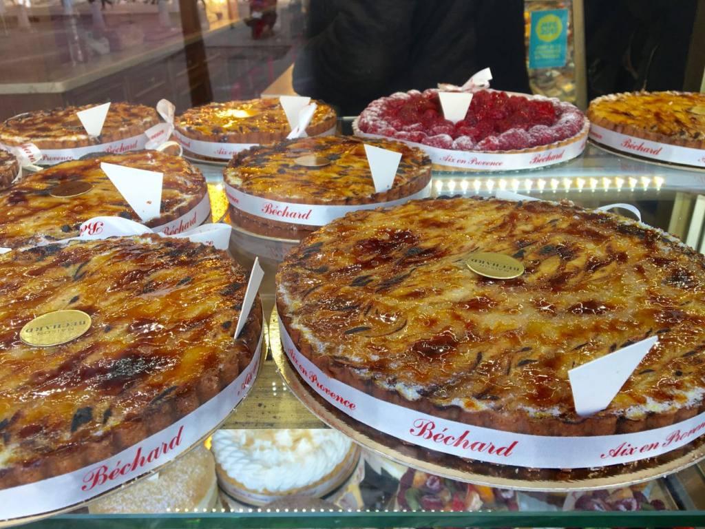 Maison Béchard, patisserie in Aix-en-Provence: cakes
