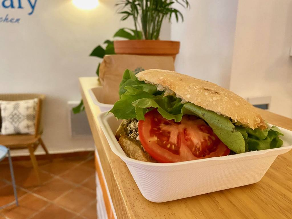 Sanctuary Kitchen, Coffee shop and cantine in Aix (food)