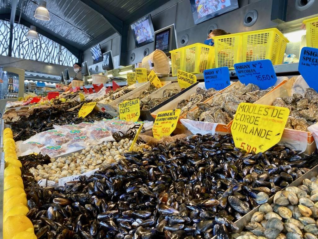 Toinou, sea food, Aix-en-provence, love-spots, sea food