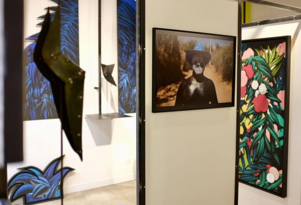 Galerie Ars Longa, contemporary art, Aix-en-Provence, Love Spots (art)