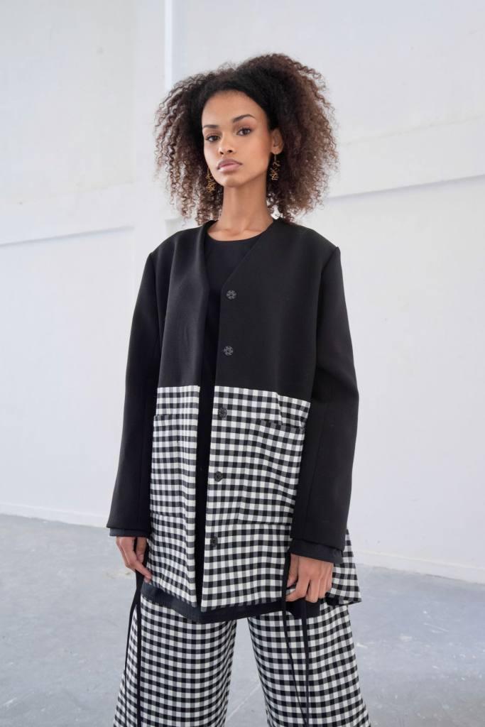 Numa Figuccia, Designer de mode à Aix-en-Provence (blouse)