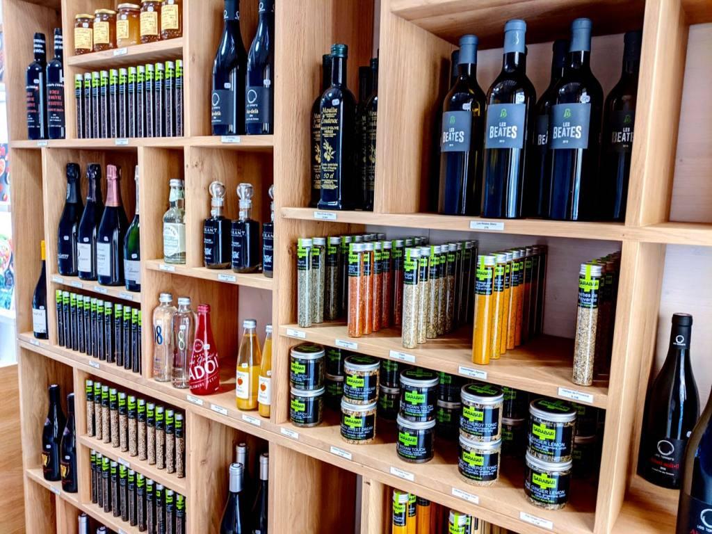 Chez le Chef, takeaway gastronomic cuisine in Aix-en-Provence (wines)