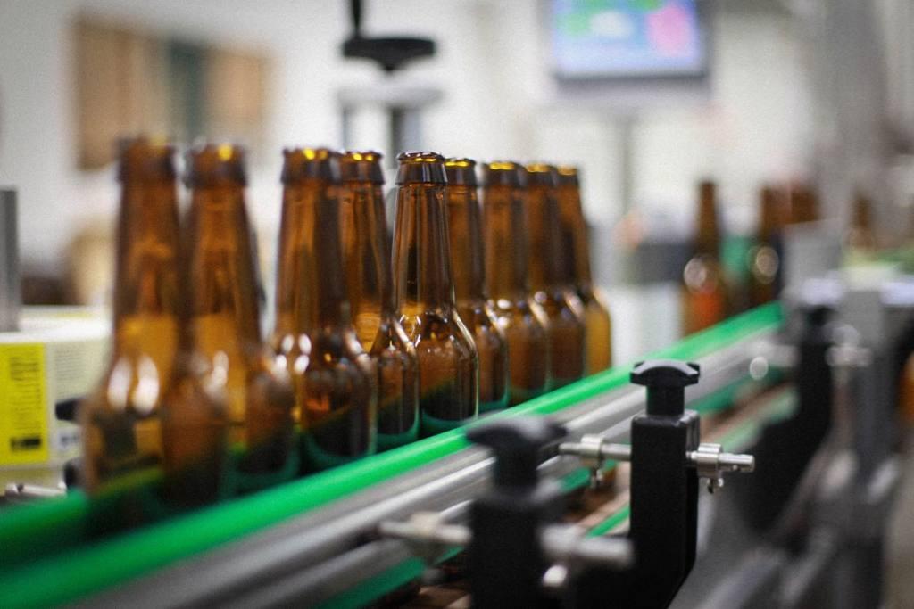 Bulles de Provence craft brewery, Aix-en-Provence (bottles)