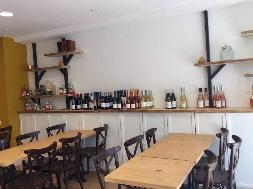 La Cantine de Cora et Dam, restaurant, City guide Love-Spots Aix-en-Provence (interior)
