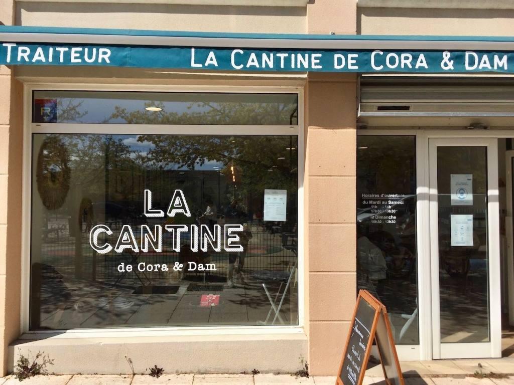 La Cantine de Cora et Dam, restaurant, City guide Love-Spots Aix-en-Provence (exterior)