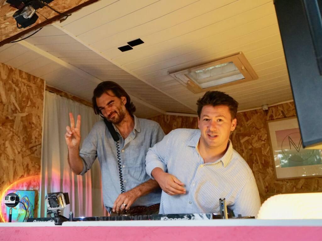 Musiq Voyage, Sound truck itinérant en Provence (Dj's)