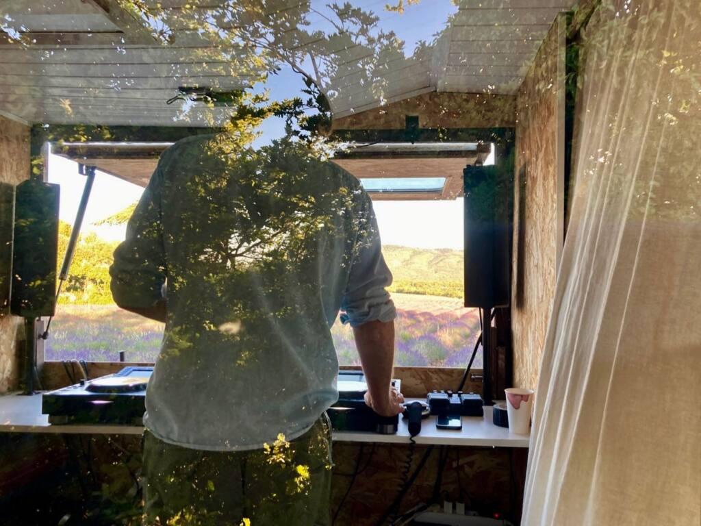 Musiq Voyage, Sound truck itinérant en Provence (sélections musicales)