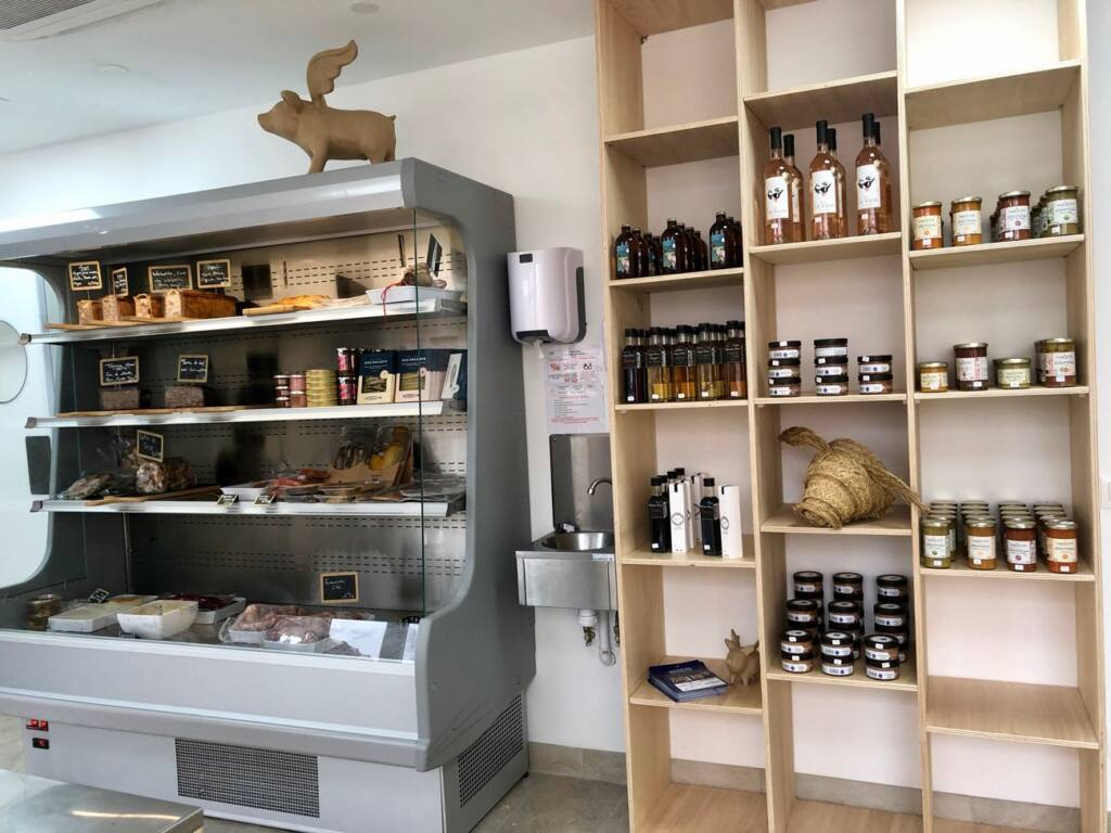 Raphael Chiappero, caterer, butcher and delicatessen, city guide love spots Aix (products)